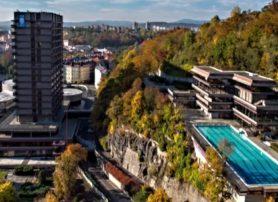 Rekonstrukce karlovarského hotelu Thermal