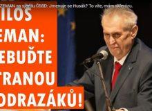 ČSSD by měla odejít do opozice.
