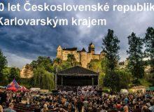 100 let Československé republiky s Karlovarským krajem