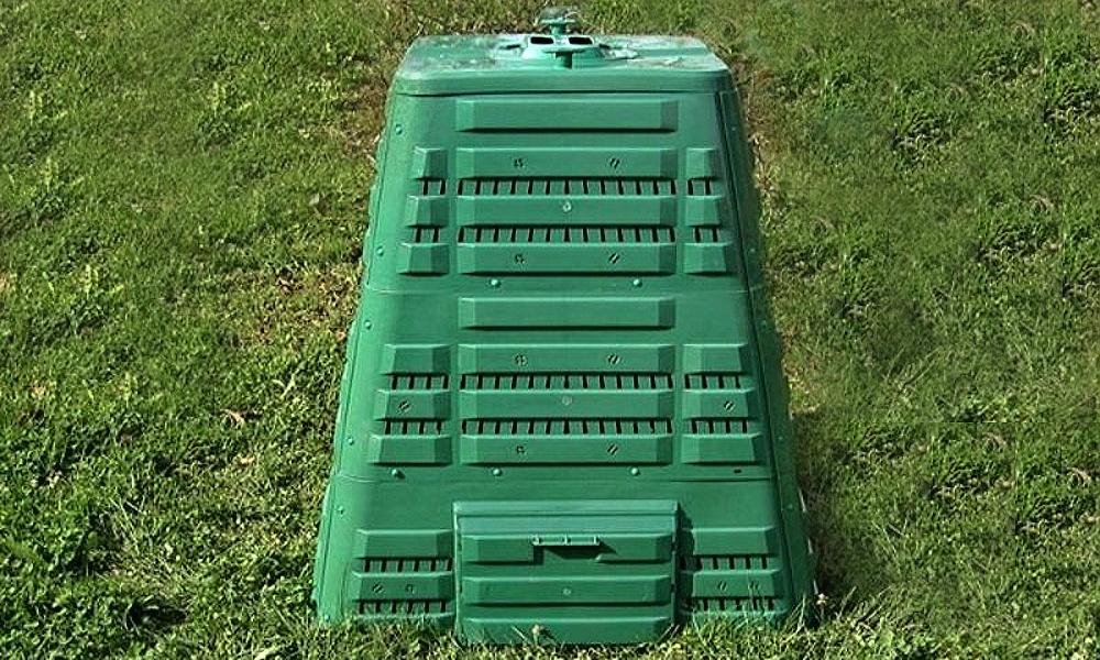 Město pořídilo pro obyvatele biopopelnice a kompostéry