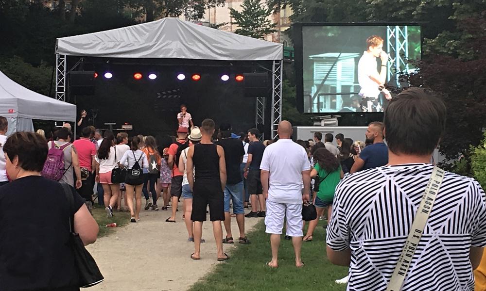 Krajské festivalové odpoledne nabídlo spoustu atrakcí