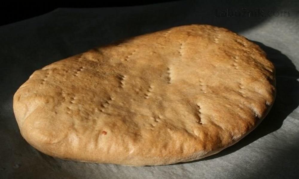 Italský chléb z Janova