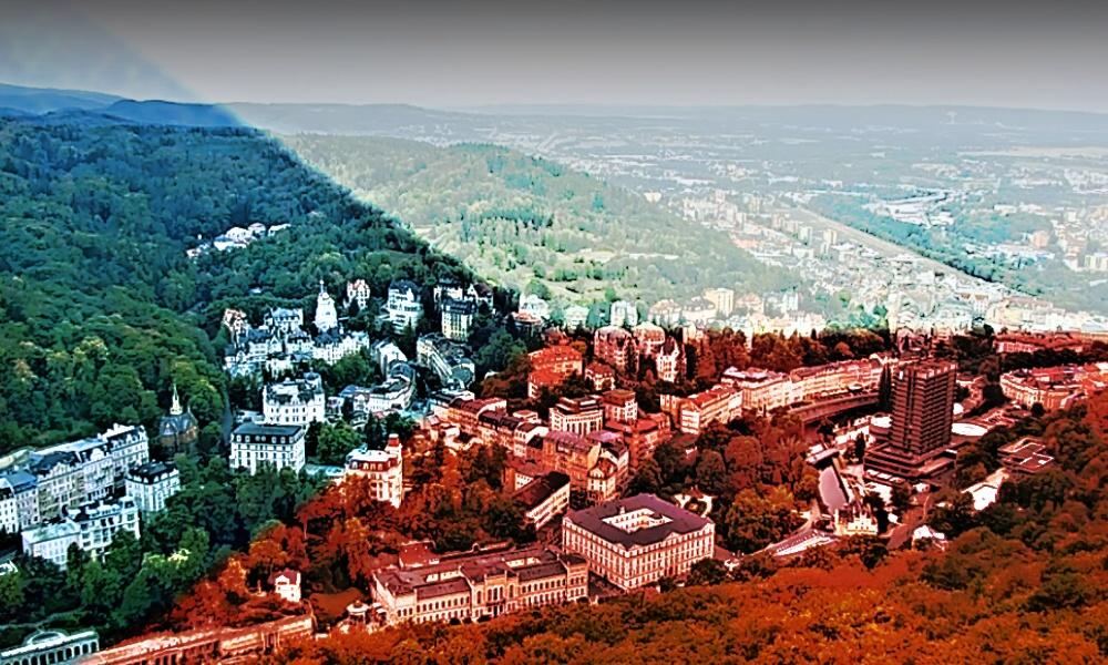 Karlovy Vary oslaví 100let republiky