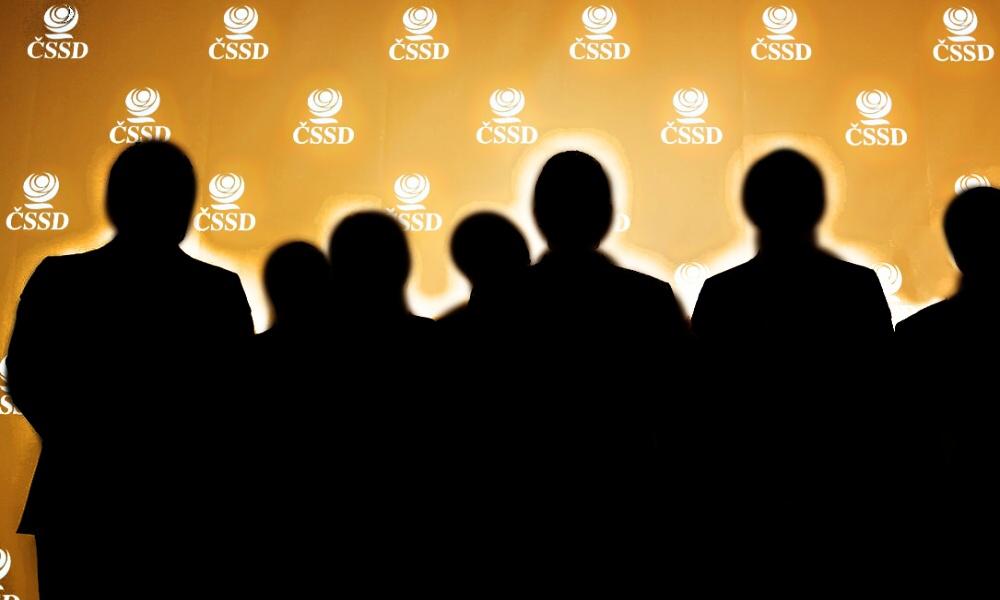 Středula odmítl ČSSD lídra do Evropského parlamentu
