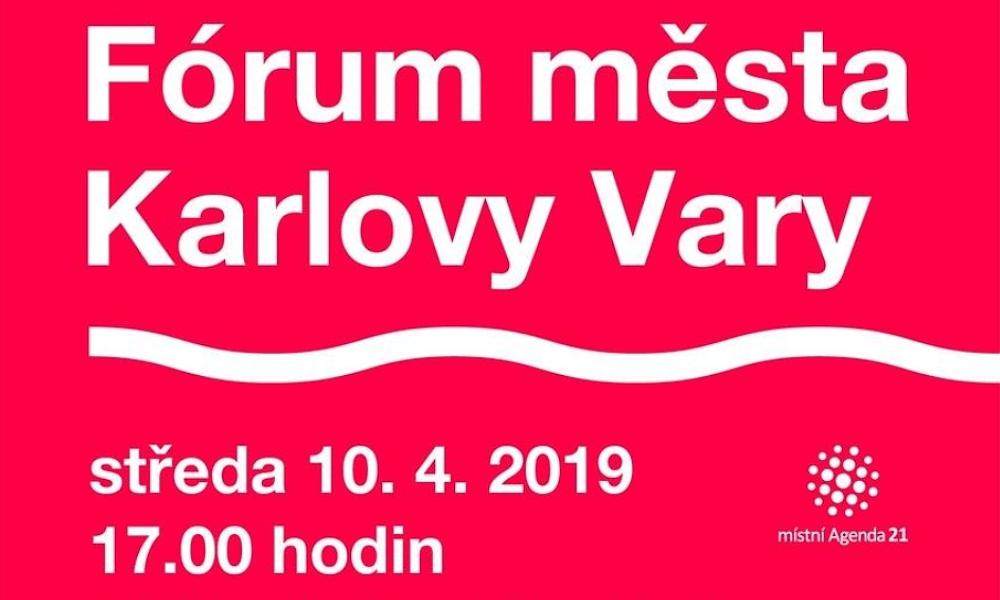 První diskusní fórum města v roce 2019