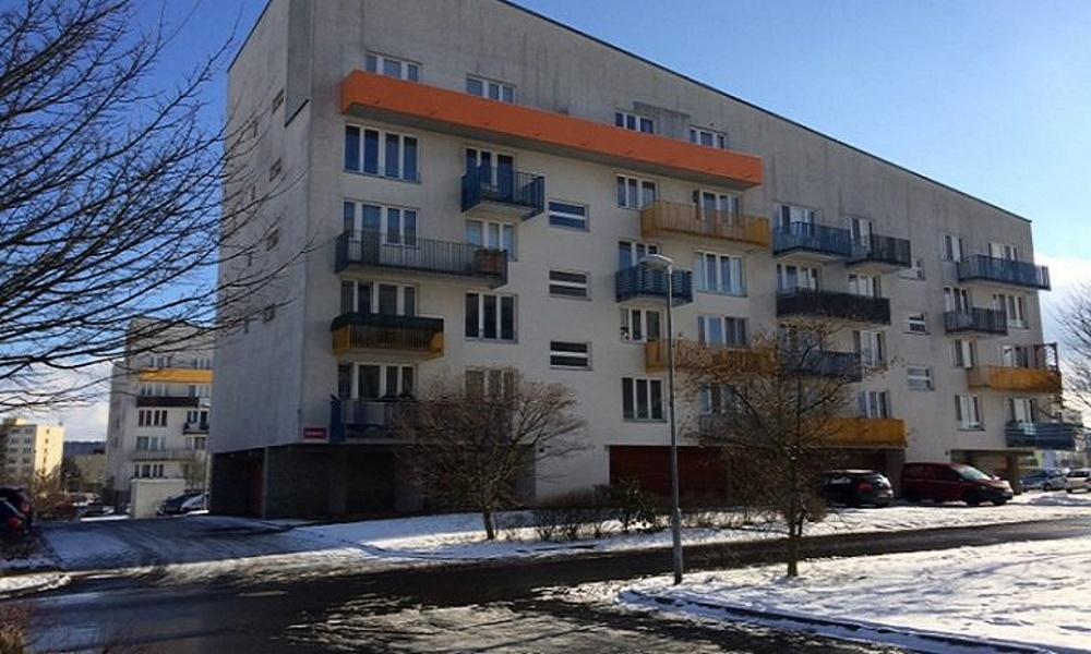 Družstevní byt na prodej, 2+kk, 51 m2, balkon, Karlovy Vary – Stará Role