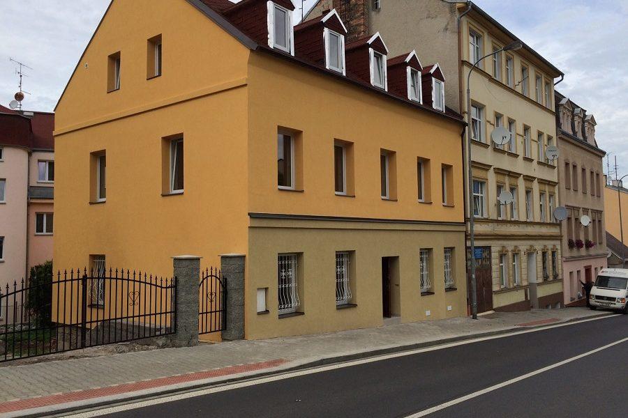 Prodej činžovního domu - penzionu v Karlových Varech