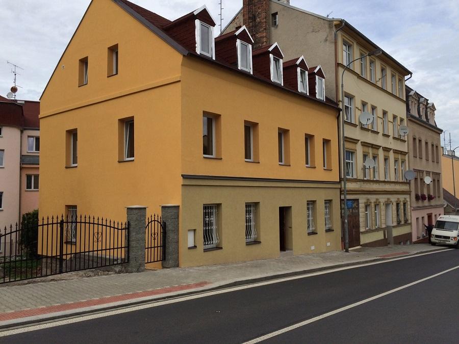 Prodej činžovního domu – penzionu v Karlových Varech