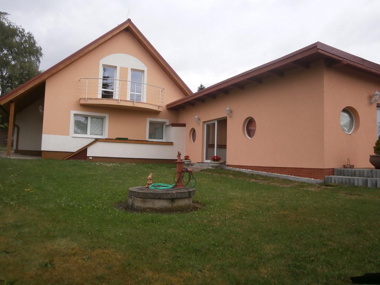 Rodinný dům na prodej v obci Pila na Karlovarsku