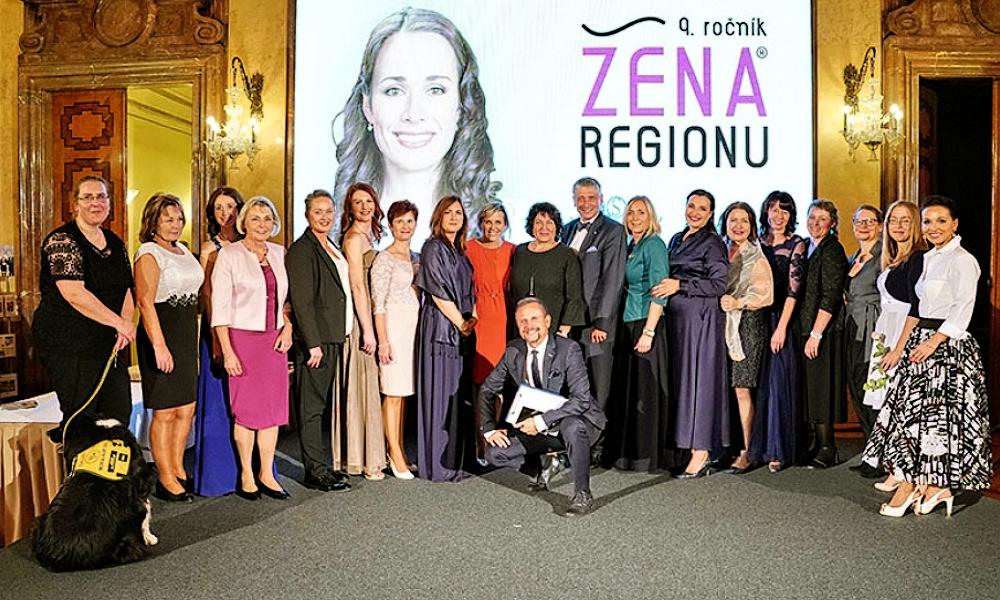 Hlasování v soutěži Žena regionu potrvá do konce srpna.