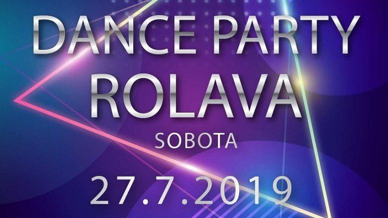 DANCE PARTY ROLAVA