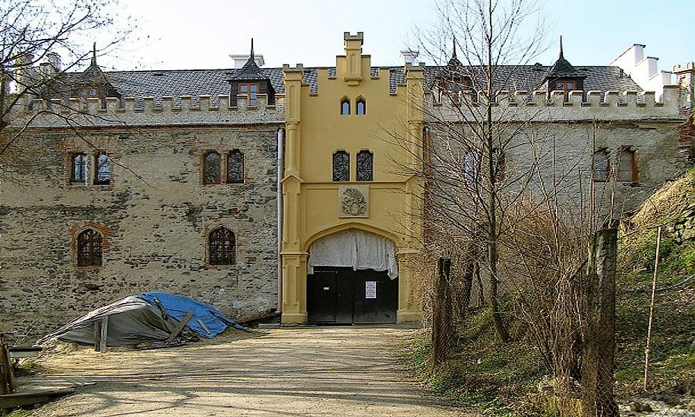 Horní hrad nabídne noční prohlídku plnou neuvěřitelných příběhů