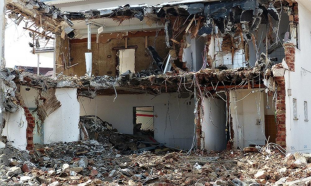 Jako patologie, jde k zemi i hospodaření nemocnice