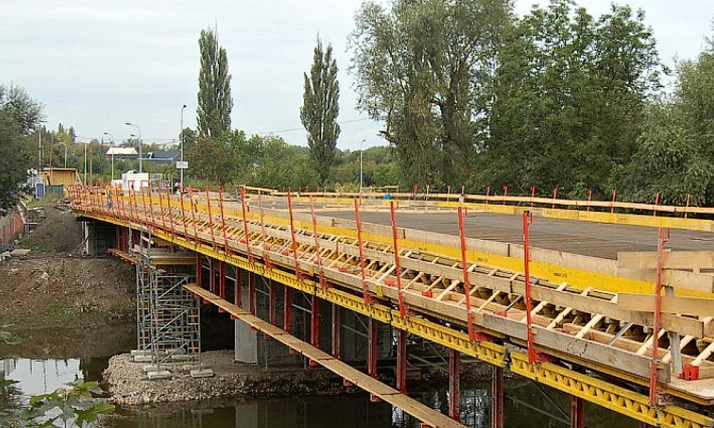 Doubský most bude letos otevřen