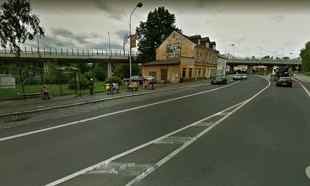 Dopravní terminál bude u Koníčka