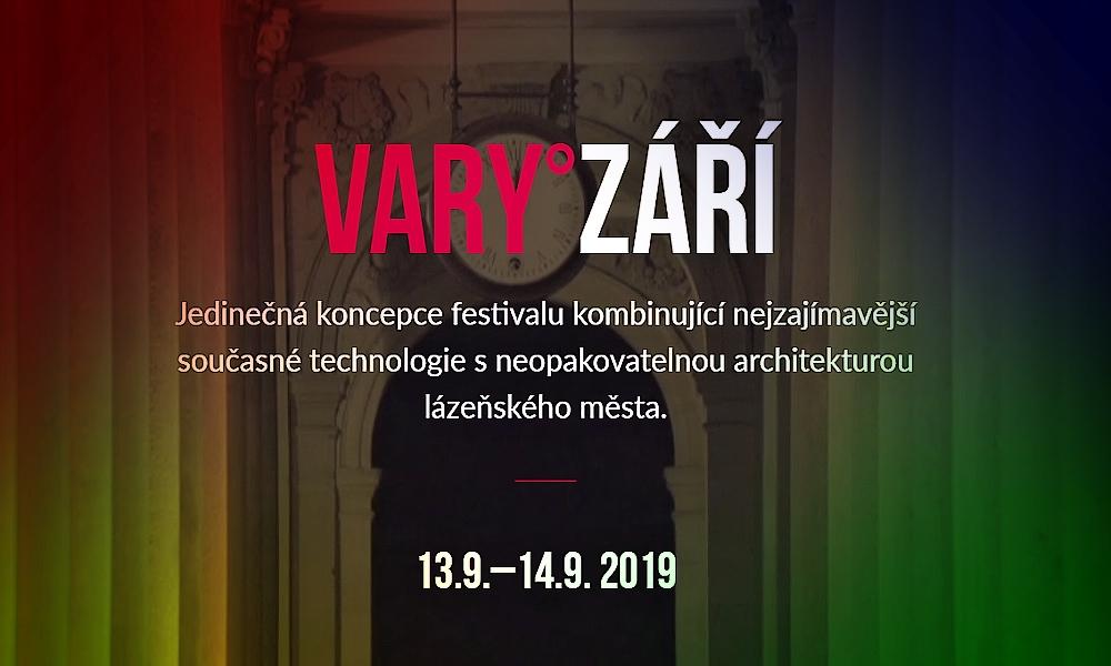 Festival světla – VARY ZÁŘÍ 2019
