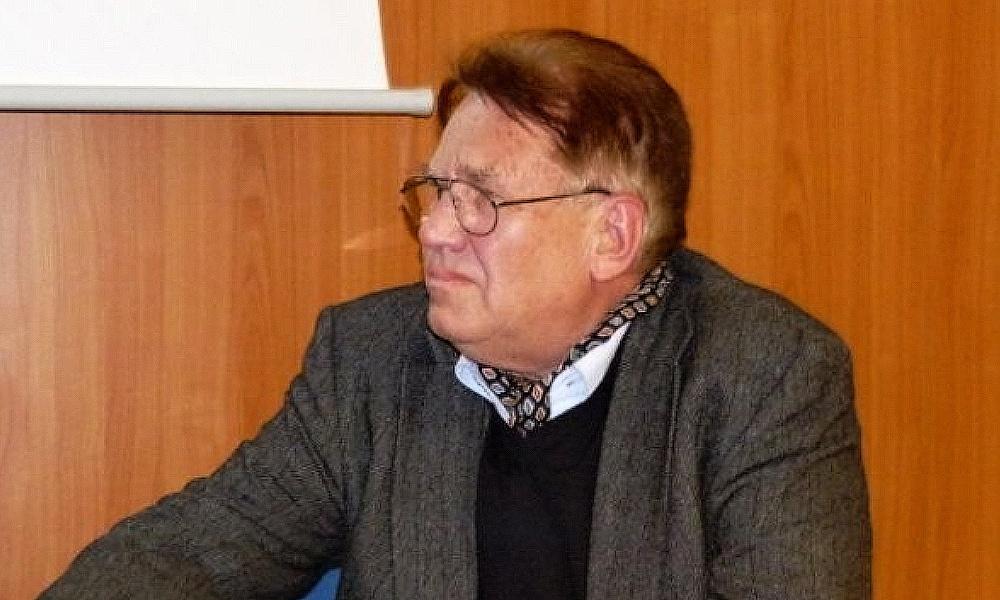 Zemřel karlovarský patriot Otto Němec