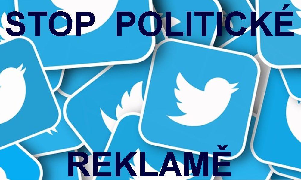 Na Twitteru platí zákaz politické reklamy. Pravidla vyvolají zmatek, tvrdí kritici