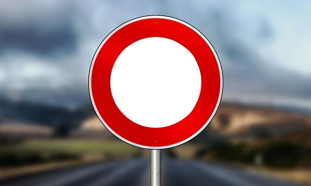 Silnice ze Sedlece na Starou Roli uzavřena