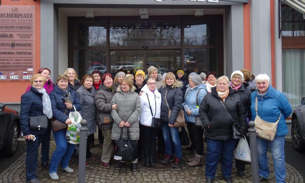 Exkurze v Karlovarské Becherovce