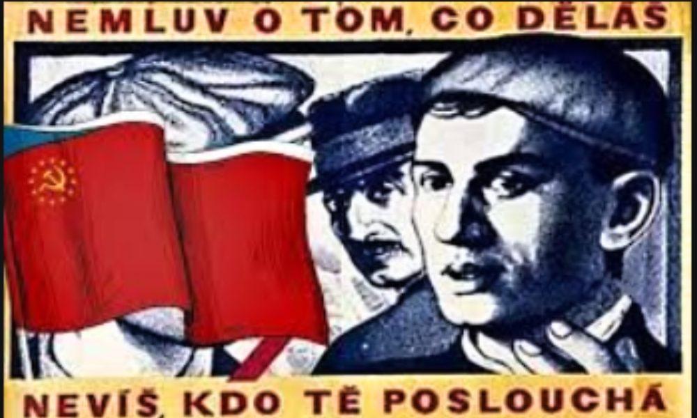 O antikomunismu a malých českých práskačích...