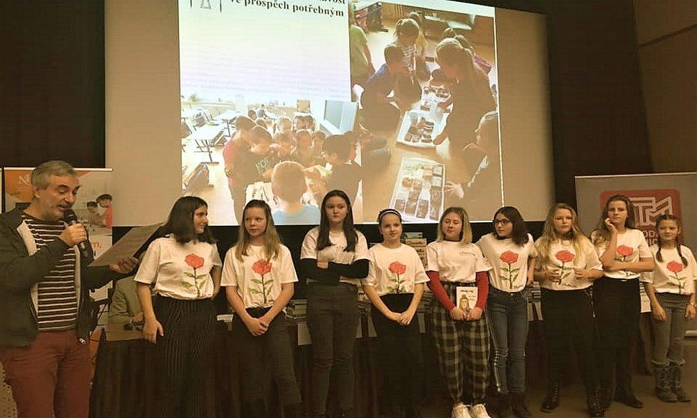 Velký úspěch žáků Základní školy v  Karlových Varech