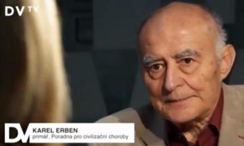 Primář Karel Erben, cenzurovaný rozhovor