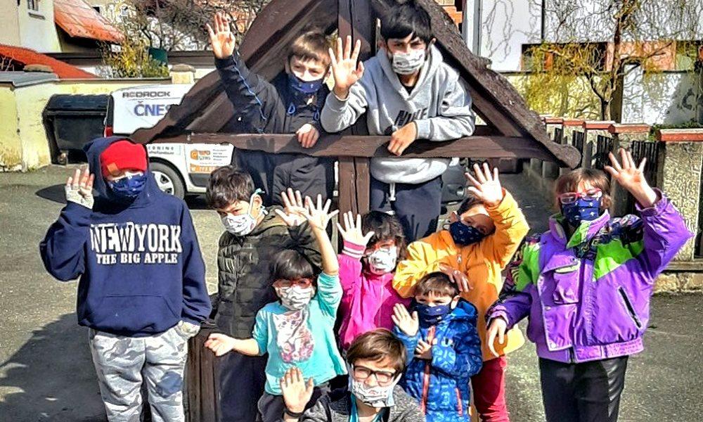 Milion korun pro dětské domovy. Albert chce organizacím  usnadnit aktuální fungování