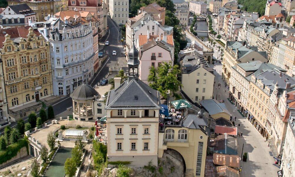 Postsocialistické Karlovy Vary