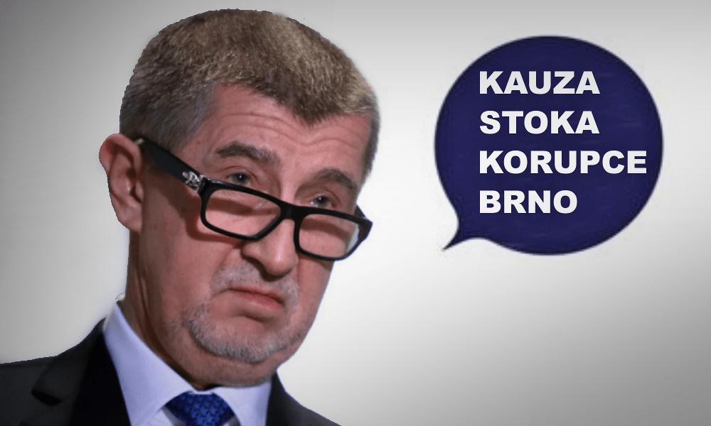 Brněnská korupční kauza Stoka nabírá obřích rozměrů, obviněno dalších 26 lidí